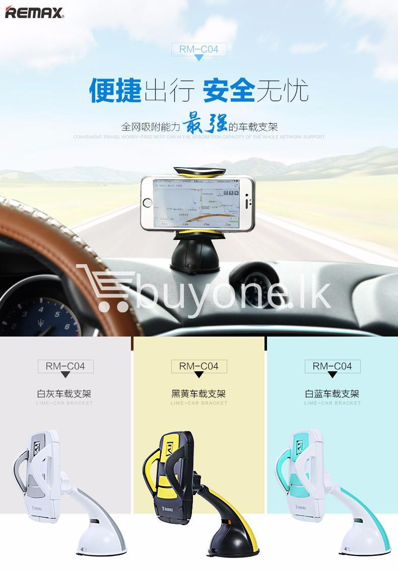 original remax newest hot 360 degrees car mobile mount car kit mobile phone accessories special best offer buy one lk sri lanka 76552 Original Remax Newest Hot 360 Degrees Car Mobile Mount Car Kit