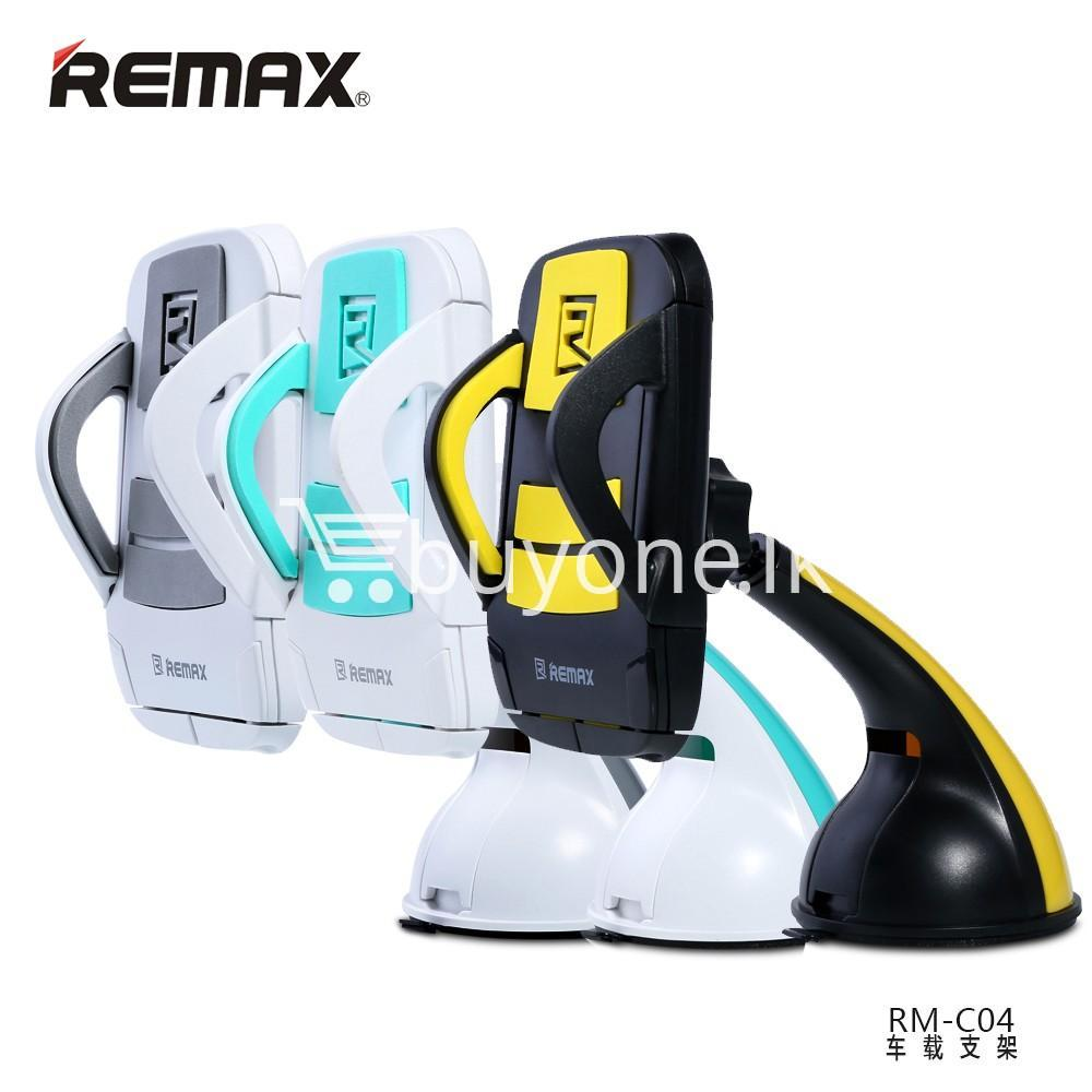 original remax newest hot 360 degrees car mobile mount car kit mobile phone accessories special best offer buy one lk sri lanka 76562 - Original Remax Newest Hot 360 Degrees Car Mobile Mount Car Kit