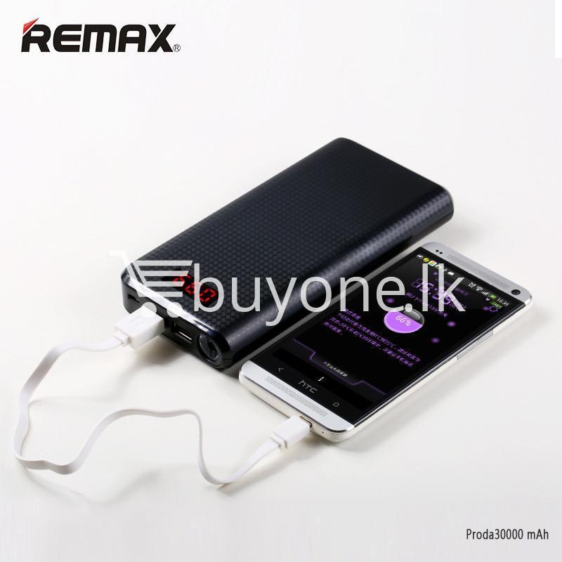 original remax proda power bank 30000 mah mobile phone accessories special best offer buy one lk sri lanka 29136 - Original Remax Proda Power Bank 30000 mAh