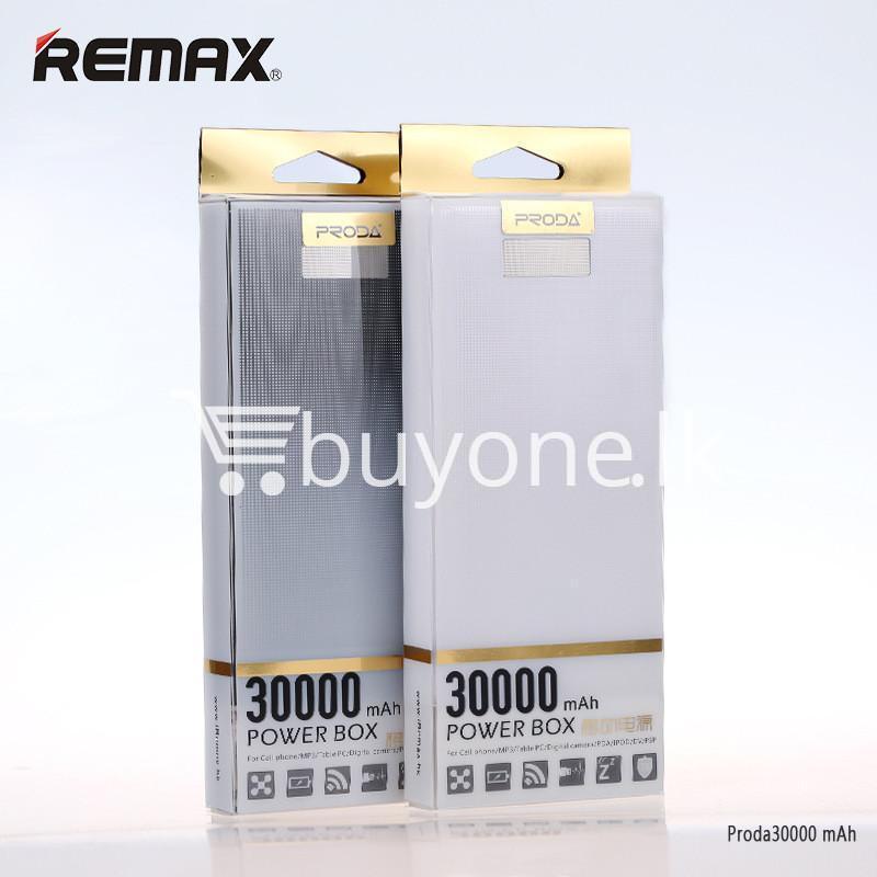 original remax proda power bank 30000 mah mobile phone accessories special best offer buy one lk sri lanka 29139 - Original Remax Proda Power Bank 30000 mAh