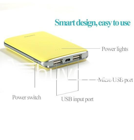original remax tiger rpp 33 5000mah portable dual usb power bank mini external battery mobile phone accessories special best offer buy one lk sri lanka 25473 - Original Remax Tiger RPP-33 5000mAh Portable Dual USB Power Bank Mini External Battery