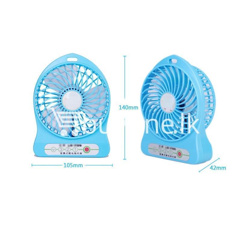 portable usb mini fan home and kitchen special best offer buy one lk sri lanka 93253 Portable USB Mini Fan
