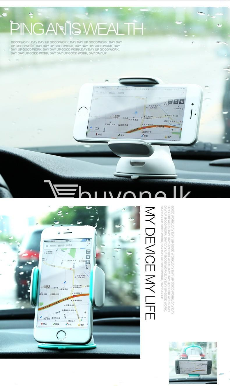 remax car mount holder with stand windshield 360 degree rotating mobile phone accessories special best offer buy one lk sri lanka 21693 - Remax Car Mount Holder with Stand Windshield 360 Degree Rotating