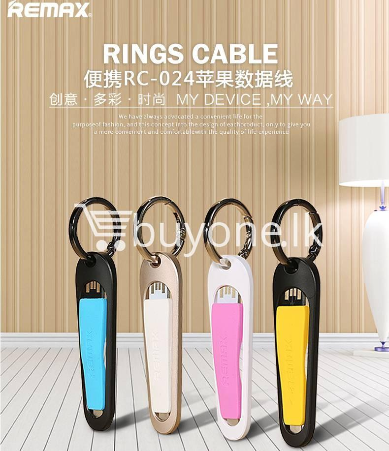 remax key chain usb data cable ring usb charger mobile phone accessories special best offer buy one lk sri lanka 19053 - Remax Key Chain USB Data Cable Ring USB Charger
