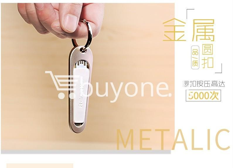 remax key chain usb data cable ring usb charger mobile phone accessories special best offer buy one lk sri lanka 19058 - Remax Key Chain USB Data Cable Ring USB Charger