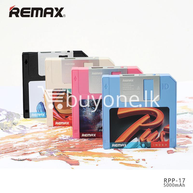remax mobile phone power bank floppy disk design mobile store special best offer buy one lk sri lanka 23206 - Remax Mobile Phone Power Bank Floppy Disk Design