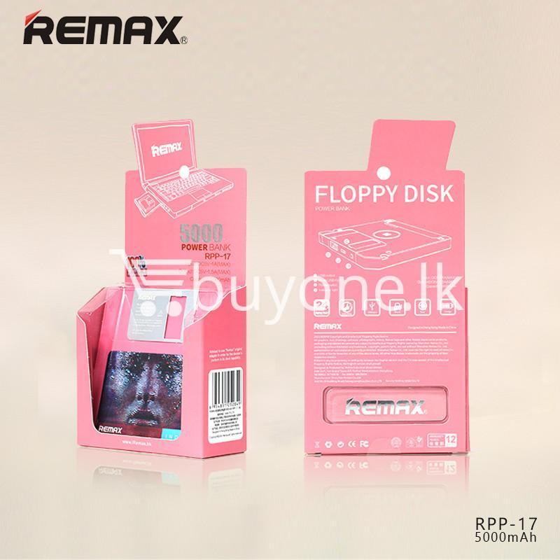 remax mobile phone power bank floppy disk design mobile store special best offer buy one lk sri lanka 23211 - Remax Mobile Phone Power Bank Floppy Disk Design