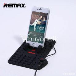 remax universal car holder with 2 in 1 charging output mobile phone accessories special best offer buy one lk sri lanka 18281 247x247 - Remax Universal Car Holder with 2 in 1 Charging Output