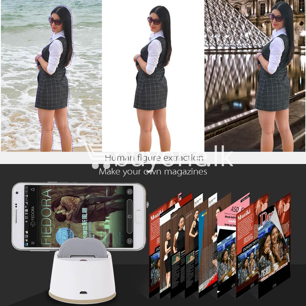 self timer rotatable robot bluetooth selfie for iphones smartphones mobile phone accessories special best offer buy one lk sri lanka 59012 - Self-Timer Rotatable Robot Bluetooth Selfie For iPhones & Smartphones