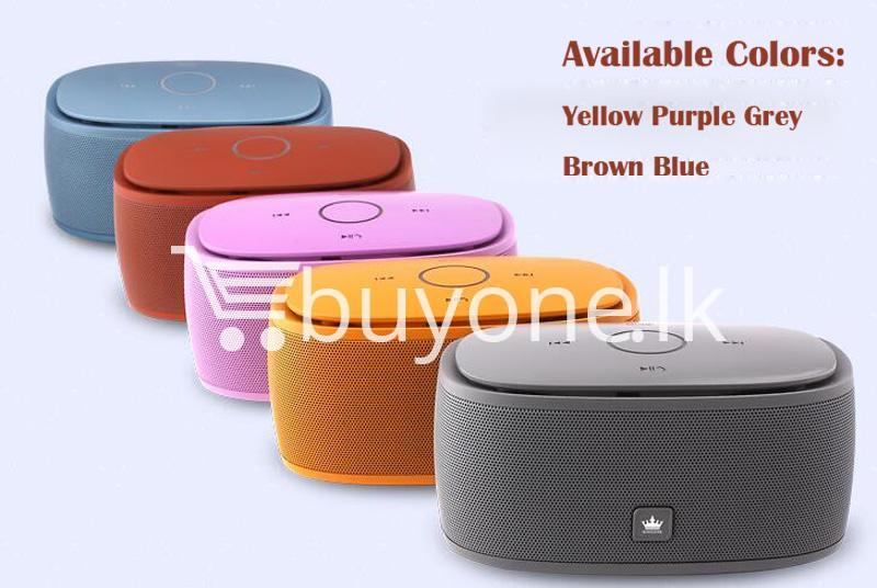 100 genuine kingone super bass portable wireless speaker touch friendly with iron box mobile phone accessories special best offer buy one lk sri lanka 85287 1 - 100% Genuine Kingone Super Bass Portable Wireless Speaker Touch Friendly with Iron Box