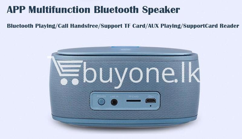100 genuine kingone super bass portable wireless speaker touch friendly with iron box mobile phone accessories special best offer buy one lk sri lanka 85290 - 100% Genuine Kingone Super Bass Portable Wireless Speaker Touch Friendly with Iron Box