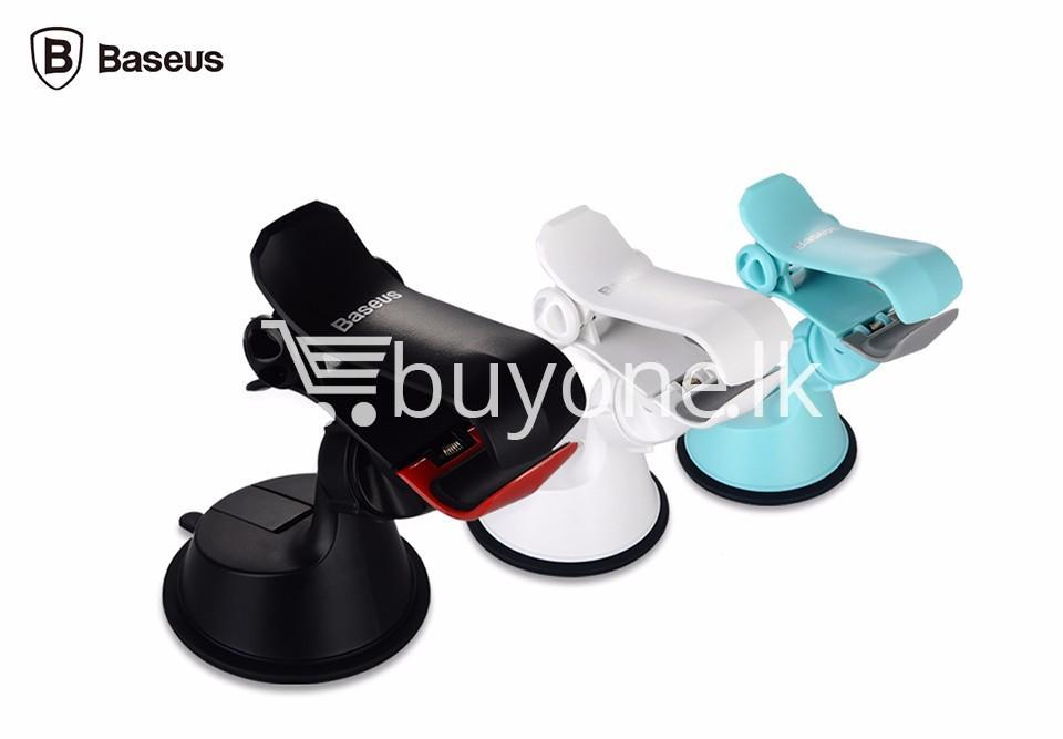 baseus smart car mount universal phone holder automobile store special best offer buy one lk sri lanka 22273 Baseus Smart Car Mount Universal Phone Holder