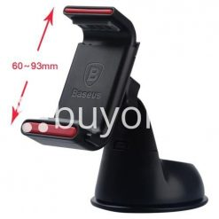 baseus universal super car mount holder for iphone smart phone automobile store special best offer buy one lk sri lanka 46799 247x247 - Baseus Universal Super Car Mount Holder for iPhone Smart Phone