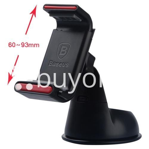 baseus universal super car mount holder for iphone smart phone automobile store special best offer buy one lk sri lanka 46803 - Baseus Universal Super Car Mount Holder for iPhone Smart Phone
