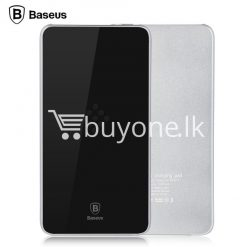 baseus wireless charging base with fast charger power bank 5000mah for iphone samsung htc mi mobile phones mobile phone accessories special best offer buy one lk sri lanka 74383 247x247 - BASEUS Wireless Charging Base with Fast Charger Power Bank 5000mAh For iPhone Samsung HTC MI Mobile Phones