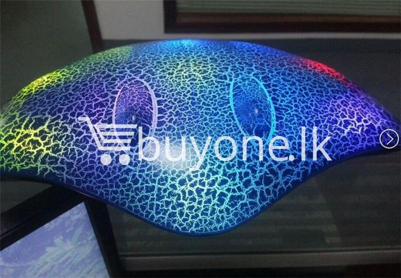 devil rays colorful led light wireless stereo smart bluetooth speaker mobile phone accessories special best offer buy one lk sri lanka 50265 1 Devil Rays Colorful LED light Wireless Stereo Smart Bluetooth Speaker