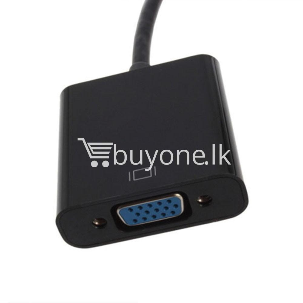 hdmi to vga converter cable computer store special best offer buy one lk sri lanka 82285 - HDMI to VGA Converter Cable