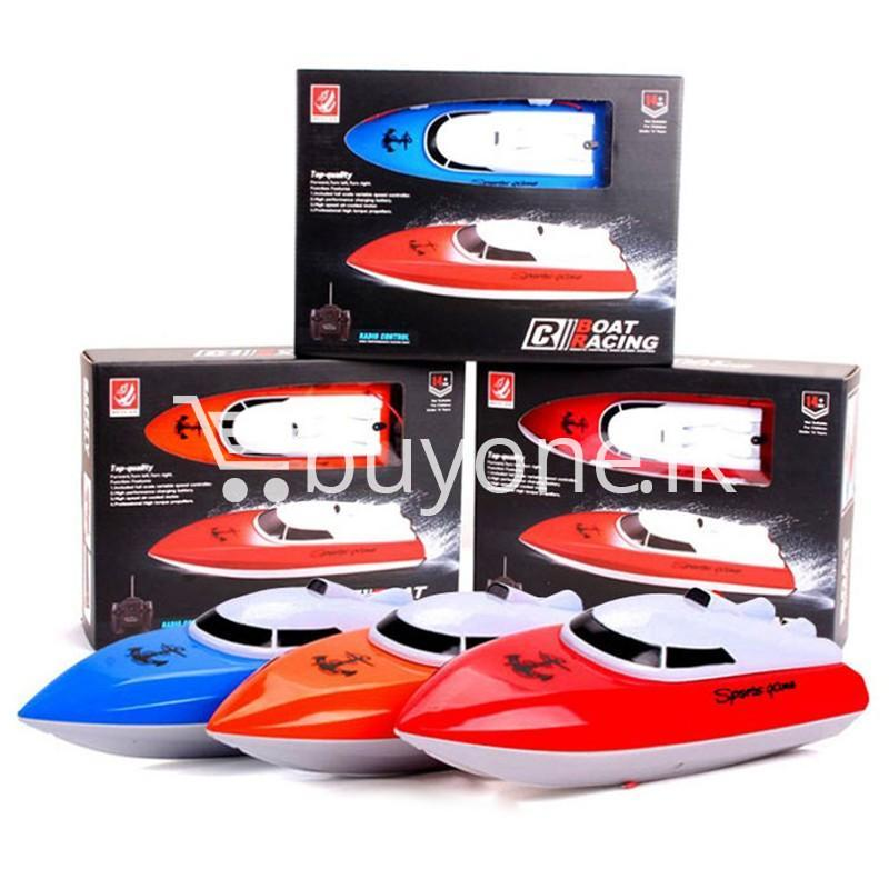 heyuan 800 high speed remote control racing boat yacht water playing toy baby care toys special best offer buy one lk sri lanka 52296 - HEYUAN 800 High Speed Remote Control Racing Boat Yacht Water Playing Toy
