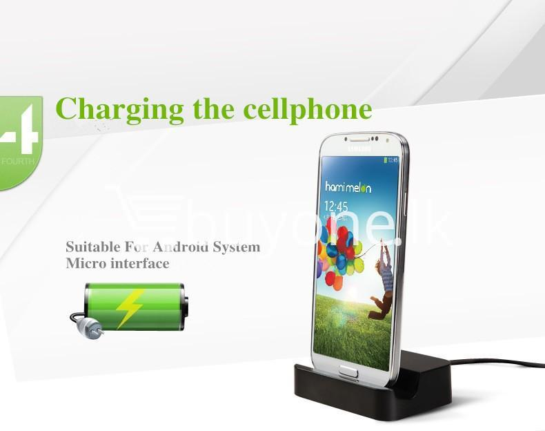 mobile phone dock station charger with stand for samsung htc xiaomi nokia android mobile phone accessories special best offer buy one lk sri lanka 83929 Mobile Phone Dock Station Charger with Stand for Samsung HTC Xiaomi Nokia Android