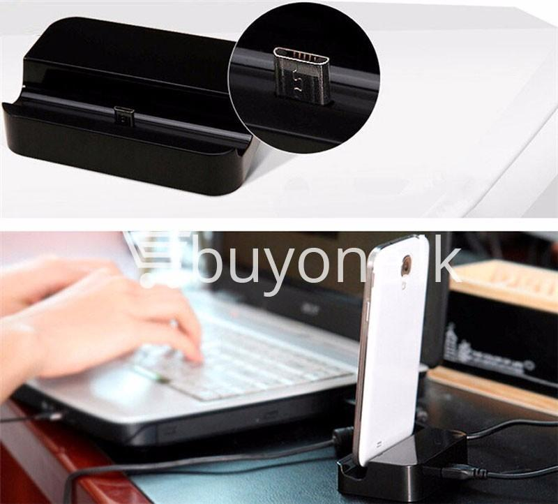 mobile phone dock station charger with stand for samsung htc xiaomi nokia android mobile phone accessories special best offer buy one lk sri lanka 83933 - Mobile Phone Dock Station Charger with Stand for Samsung HTC Xiaomi Nokia Android
