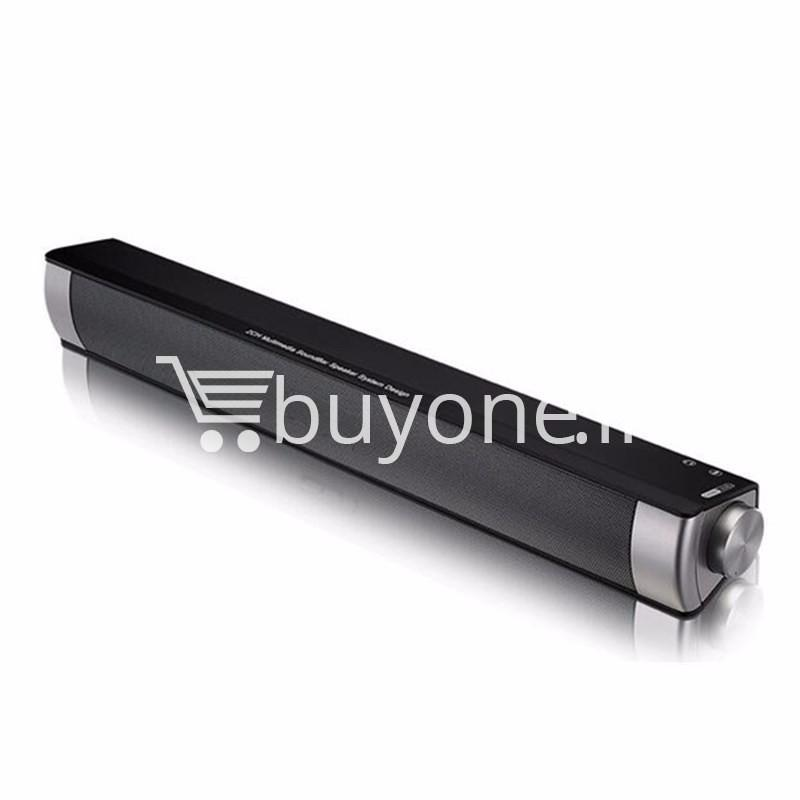 music apollo wireless slim soundbar hifi box bluetooth subwoofer boombox speaker for tv pc electronics special best offer buy one lk sri lanka 88587 - Music Apollo Wireless Slim Soundbar HIFI Box Bluetooth Subwoofer Boombox Speaker FOR TV PC