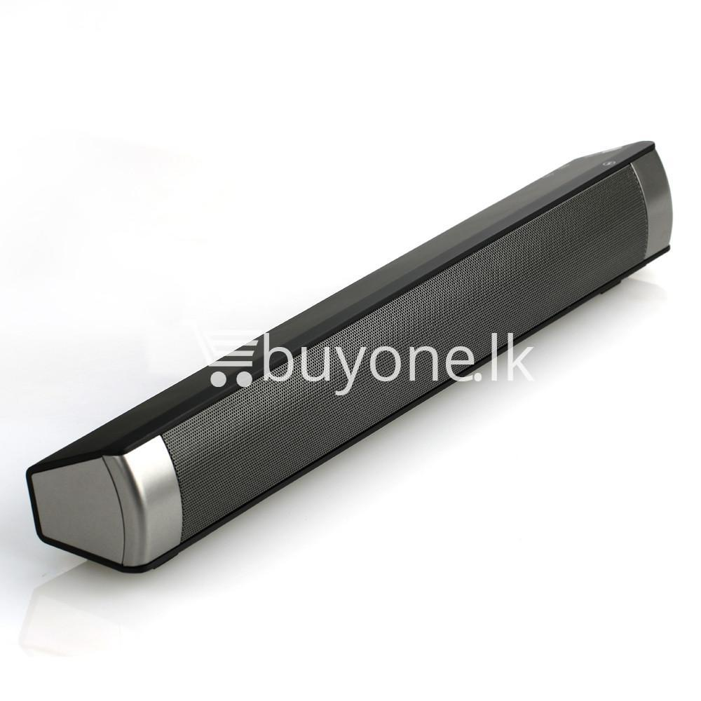 music apollo wireless slim soundbar hifi box bluetooth subwoofer boombox speaker for tv pc electronics special best offer buy one lk sri lanka 88596 - Music Apollo Wireless Slim Soundbar HIFI Box Bluetooth Subwoofer Boombox Speaker FOR TV PC