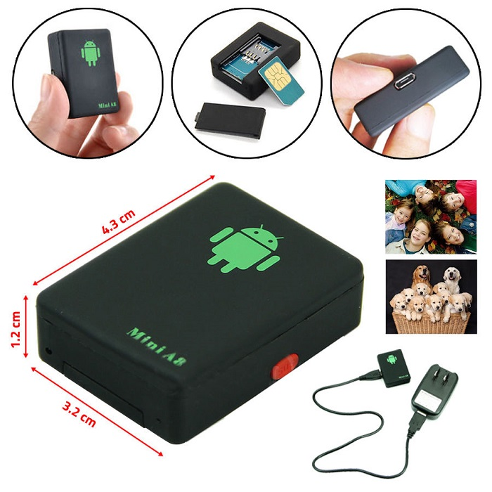 new mini realtime gsmgprsgps tracker device locator for kids cars dogs mobile phone accessories special best offer buy one lk sri lanka 5 - Mini Realtime GSM/GPRS/GPS Tracker Device Locator For KIDs Cars Dogs