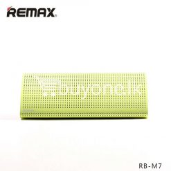 new original remax bluetooth aluminum alloy metal speaker computer accessories special best offer buy one lk sri lanka 56959 247x247 - New Original Remax Bluetooth Aluminum Alloy Metal Speaker