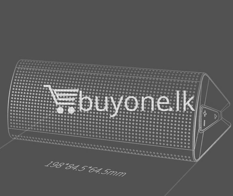 new original remax bluetooth aluminum alloy metal speaker computer accessories special best offer buy one lk sri lanka 56975 New Original Remax Bluetooth Aluminum Alloy Metal Speaker