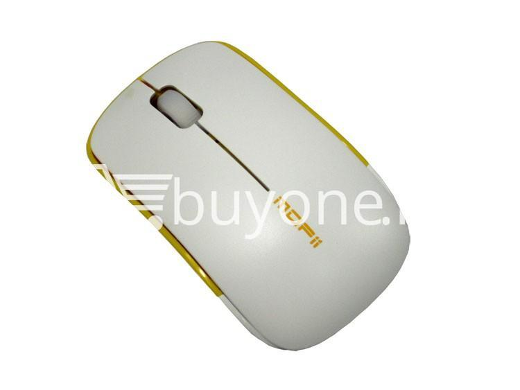 noiseless wireless dual mode mouse go18 computer store special best offer buy one lk sri lanka 86822 - Noiseless Wireless Dual-Mode Mouse go18