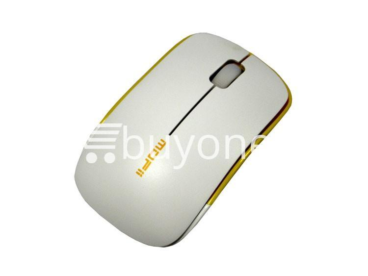 noiseless wireless dual mode mouse go18 computer store special best offer buy one lk sri lanka 86823 - Noiseless Wireless Dual-Mode Mouse go18