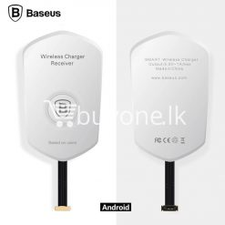 original baseus qi wireless charger charging receiver for iphone android mobile phone accessories special best offer buy one lk sri lanka 72711 247x247 - Original Baseus QI Wireless Charger Charging Receiver For iPhone Android