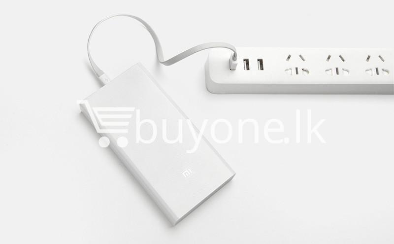 original mi xiaomi 20000mah power bank mobile phone accessories special best offer buy one lk sri lanka 78750 - Original Mi Xiaomi 20000mAh Power Bank