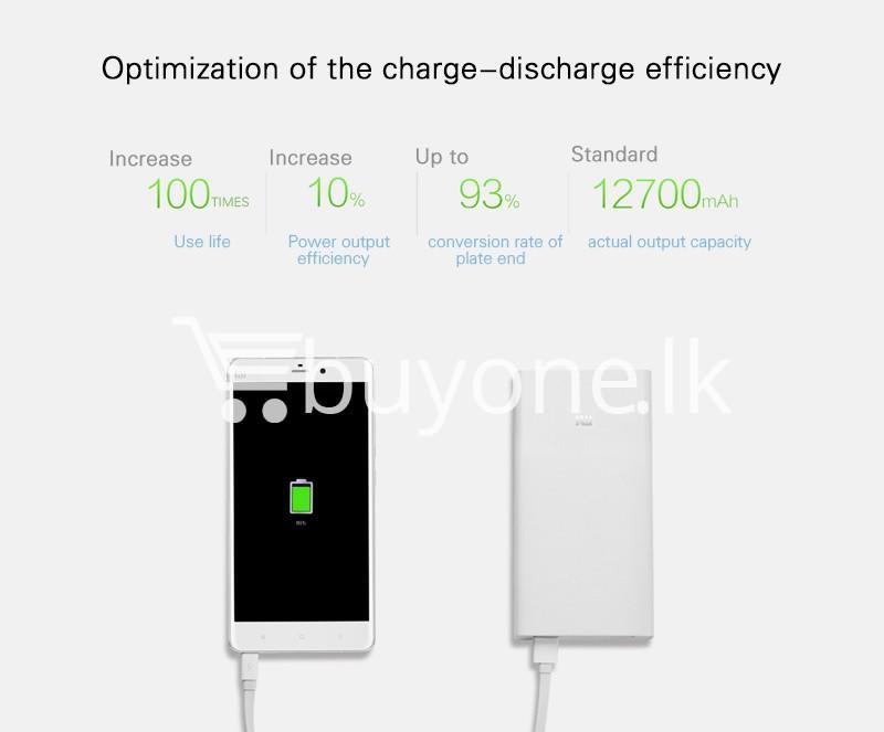 original mi xiaomi 20000mah power bank mobile phone accessories special best offer buy one lk sri lanka 78755 - Original Mi Xiaomi 20000mAh Power Bank