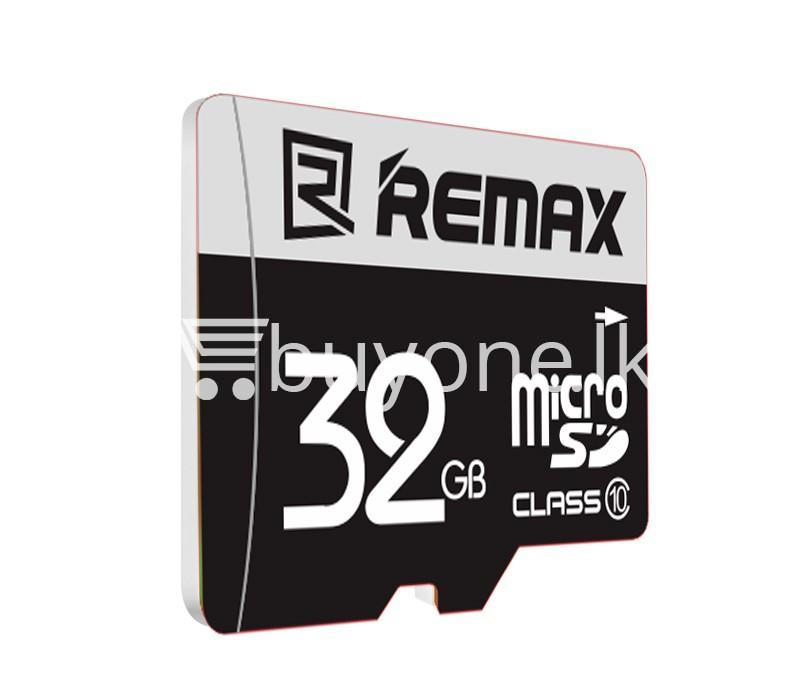 original remax 32gb memory card micro sd card class 10 mobile phone accessories special best offer buy one lk sri lanka 60946 - Original Remax 32GB Memory Card Micro SD Card Class 10