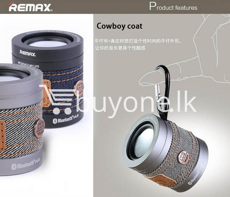 original remax m5 portable mini wireless bluetooth speaker mobile phone accessories special best offer buy one lk sri lanka 01180 Original REMAX M5 Portable Mini Wireless Bluetooth Speaker