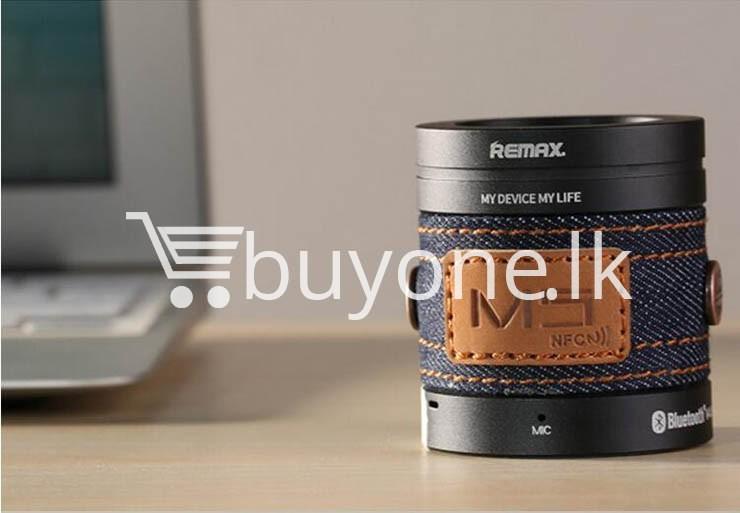 original remax m5 portable mini wireless bluetooth speaker mobile phone accessories special best offer buy one lk sri lanka 01190 Original REMAX M5 Portable Mini Wireless Bluetooth Speaker