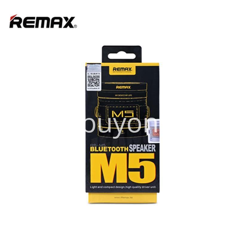 original remax m5 portable mini wireless bluetooth speaker mobile phone accessories special best offer buy one lk sri lanka 01193 Original REMAX M5 Portable Mini Wireless Bluetooth Speaker