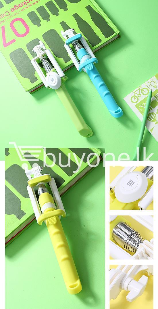 original remax p3 bluetooth selfie stick mobile phone accessories special best offer buy one lk sri lanka 56422 - Original REMAX P3 Bluetooth Selfie Stick
