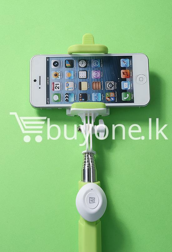 original remax p3 bluetooth selfie stick mobile phone accessories special best offer buy one lk sri lanka 56424 - Original REMAX P3 Bluetooth Selfie Stick