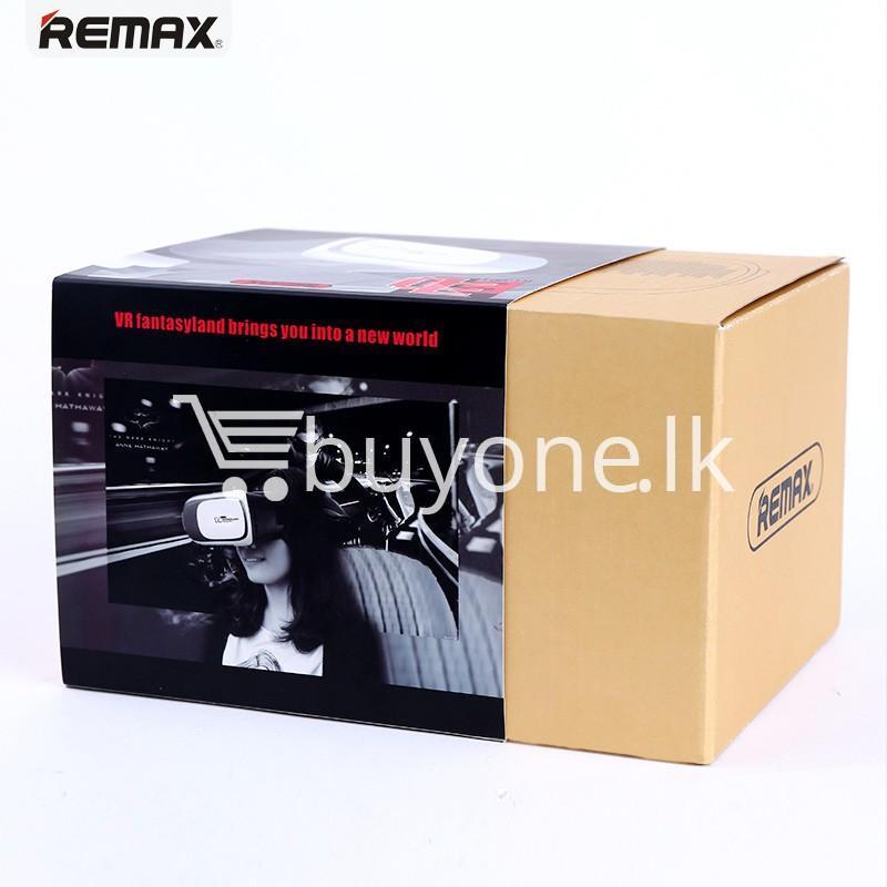 original remax vr box vr rt v01 virtual reality 3d glasses mobile phone accessories special best offer buy one lk sri lanka 11101 Original Remax VR BOX  VR RT V01 Virtual Reality 3D Glasses