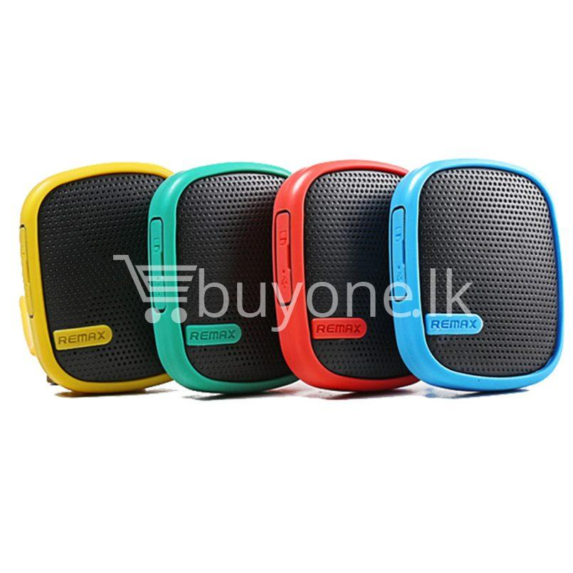 best deal original remax waterproof music box wireless bluetooth speaker online. Black Bedroom Furniture Sets. Home Design Ideas