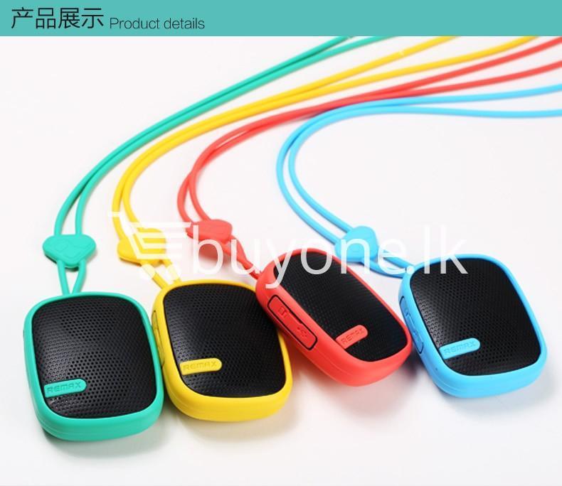 original remax waterproof music box wireless bluetooth speaker mobile phone accessories special best offer buy one lk sri lanka 42341 - Original Remax Waterproof Music Box Wireless Bluetooth Speaker