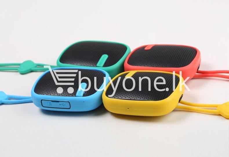 original remax waterproof music box wireless bluetooth speaker mobile phone accessories special best offer buy one lk sri lanka 42342 - Original Remax Waterproof Music Box Wireless Bluetooth Speaker