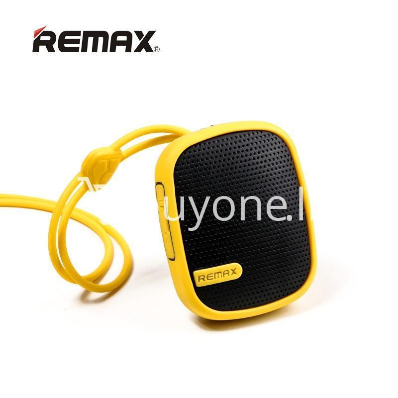 original remax waterproof music box wireless bluetooth speaker mobile phone accessories special best offer buy one lk sri lanka 42344 - Original Remax Waterproof Music Box Wireless Bluetooth Speaker