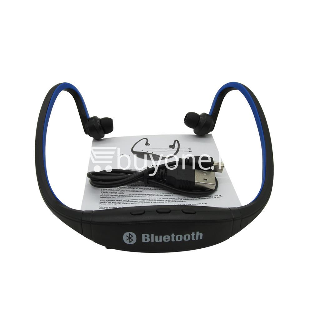 Original S9 Wireless Sport Headphones Bluetooth 4.0 - BuyOne.lk - Online Shopping