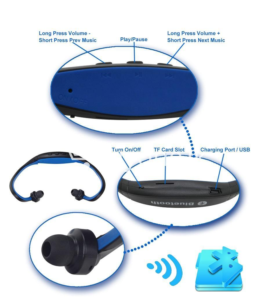 original s9 wireless sport headphones bluetooth 4.0 mobile store special best offer buy one lk sri lanka 77688 - Original S9 Wireless Sport Headphones Bluetooth 4.0