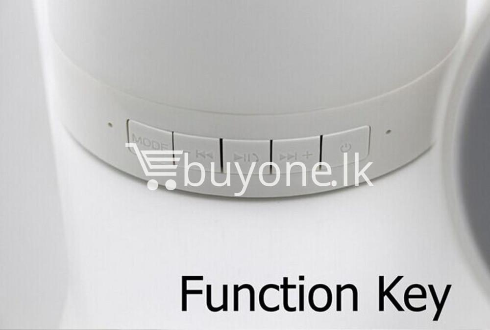 portable touch led lamp night light wireless bluetooth speaker mobile phone accessories special best offer buy one lk sri lanka 11973 - Portable Touch LED Lamp Night Light Wireless Bluetooth Speaker