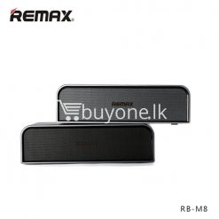 remax rb m8 portable aluminum wireless bluetooth 4.0 speakers with clear bass computer accessories special best offer buy one lk sri lanka 57637 247x247 - REMAX RB-M8 Portable Aluminum Wireless Bluetooth 4.0 Speakers with Clear Bass