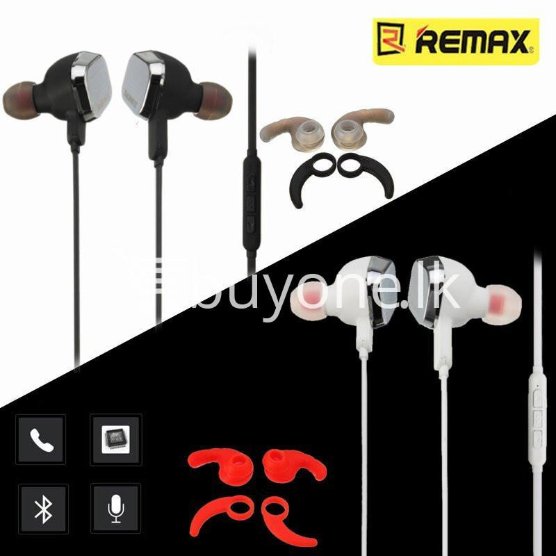 remax rm s2 new mini sports magnet wireless bluetooth headset stereo mobile phone accessories special best offer buy one lk sri lanka 48864 - REMAX RM-S2 New Mini Sports Magnet Wireless Bluetooth Headset Stereo
